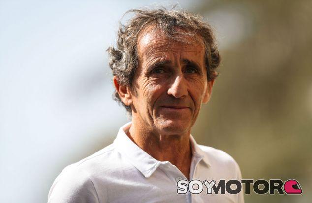 Alain Prost, nombrado consejero del equipo Renault - SoyMotor
