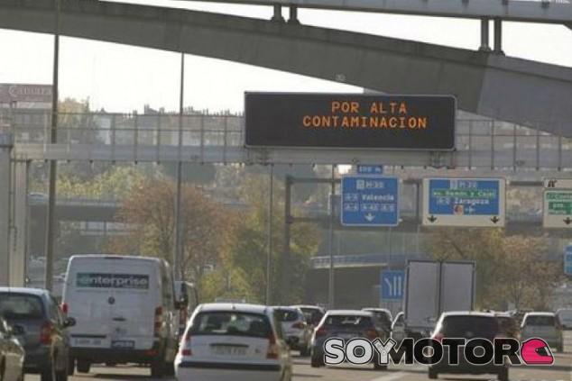 Protocolo por alta contaminación - SoyMotor.com
