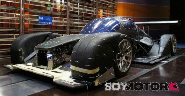 Prototipo de biometano líquido de Welter Racing - SoyMotor.com