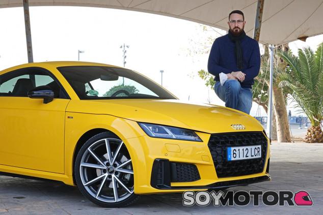 Audi TT: probamos el 40 TFSI, mucho más que básico - SoyMotor.com