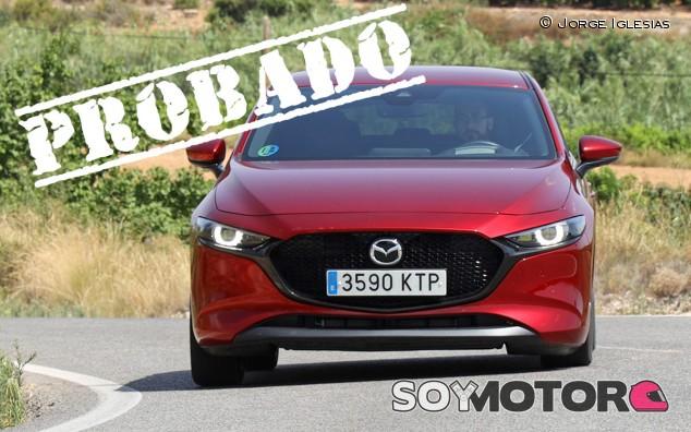 Mazda3 2019: Skyactiv-X para aspirar a lo premium - SoyMotor.com