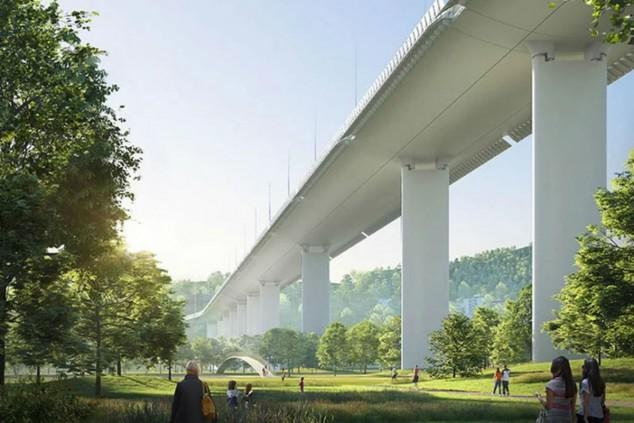 El puente de la tragedia de Génova, reconstruido e inaugurado - SoyMotor.com