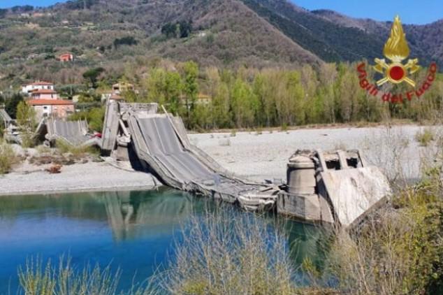 Se desploma otro puente en Italia, en esta ocasión sin víctimas - SoyMotor.com