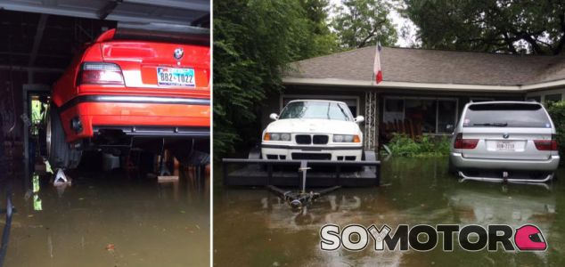 BMW inundación - SoyMotor.com
