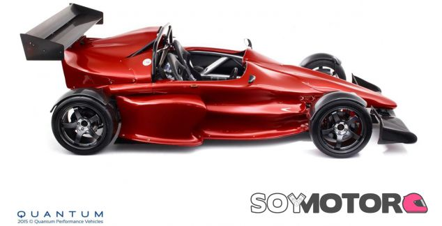 Quantum GP700 - SoyMotor