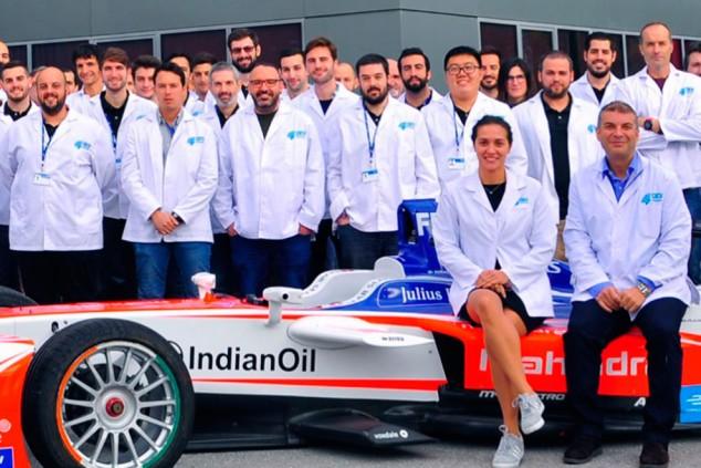 ¿Quieres trabajar en Fórmula 1 o Fórmula E? Con este máster es posible - SoyMotor.com