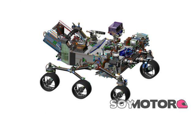 La NASA trabaja en un nuevo vehículo para conocer Marte