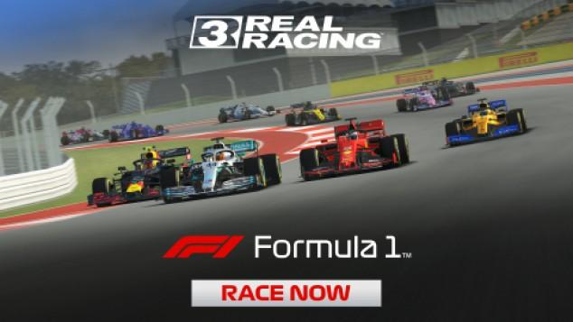 La nueva actualización del Real Racing 3 incluirá Fórmula 1 - SoyMotor.com