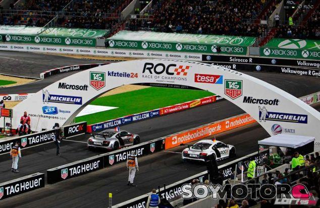Bangkok acogió la Carrera de los Campeones de 2012 - LaF1