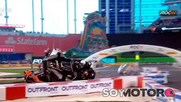 Race of Champions: Los pilotos competirán con protecciones de cuello - SoyMotor