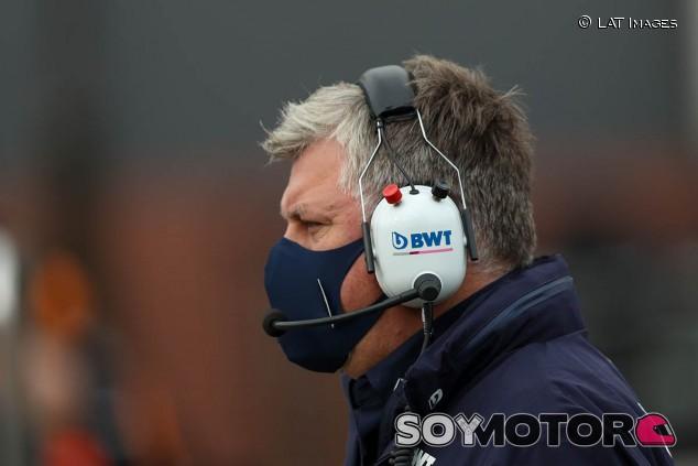 Racing Point explica por qué Stroll no actuó mal en Nürburgring - SoyMotor.com