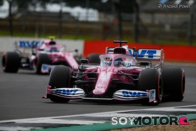 Racing Point en el GP de Gran Bretaña F1 2020: Sábado - SoyMotor.com