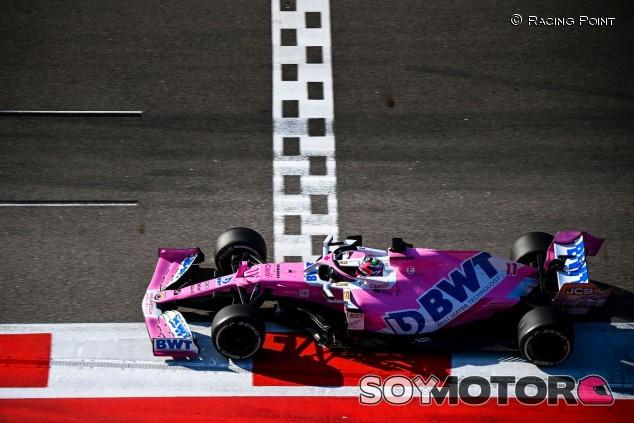 Racing Point en el GP de Rusia F1 2020: Domingo - SoyMotor.com
