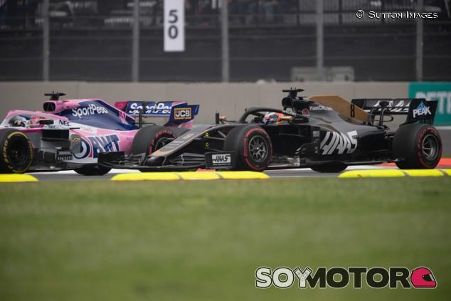 "Recado de Szafnauer a Grosjean: ""Nunca sabes cuándo puede chocar contra ti"" - SoyMotor.com"