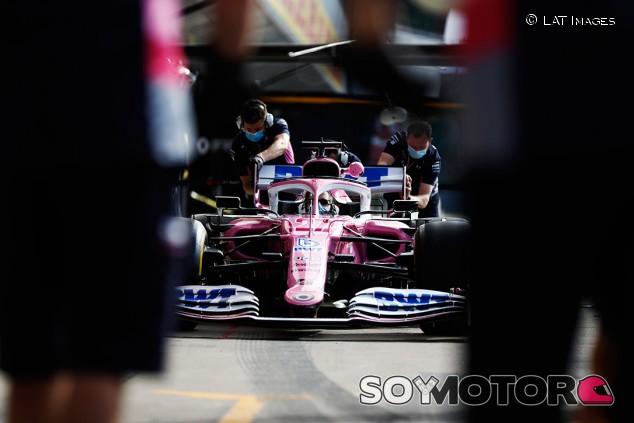 La FIA da la razón a Renault: multa y 15 puntos menos para Racing Point - SoyMotor.com