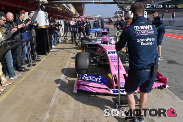 Racing Point en el GP de Australia F1 2019: Previo - SoyMotor.com