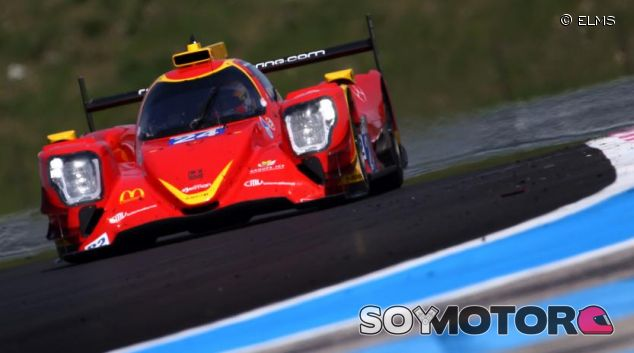 Racing Engineering debuta con victoria en las European Le Mans Series - SoyMotor