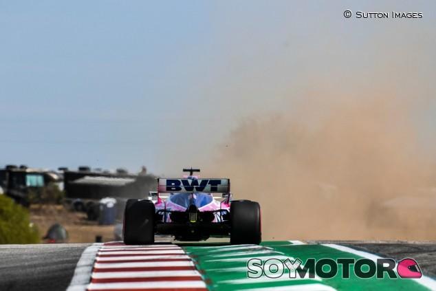 Racing Point en el GP de Estados Unidos F1 2019: Domingo – SoyMotor.com