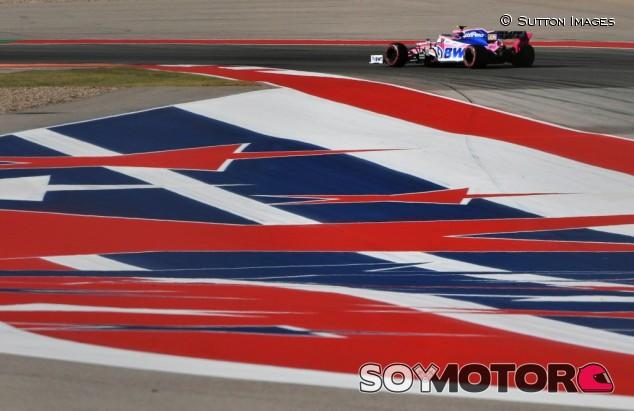 Temor a lesiones entre los pilotos por los baches de Austin – SoyMotor.com