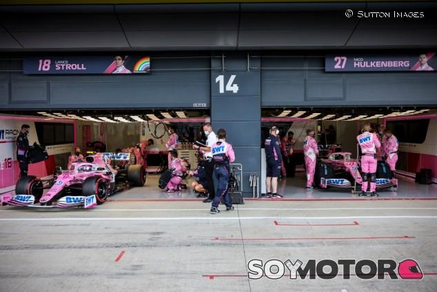 Racing Point en el GP de Gran Bretaña F1 2020: Domingo - SoyMotor.com