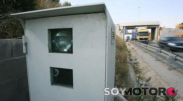 Radar DGT - SoyMotor