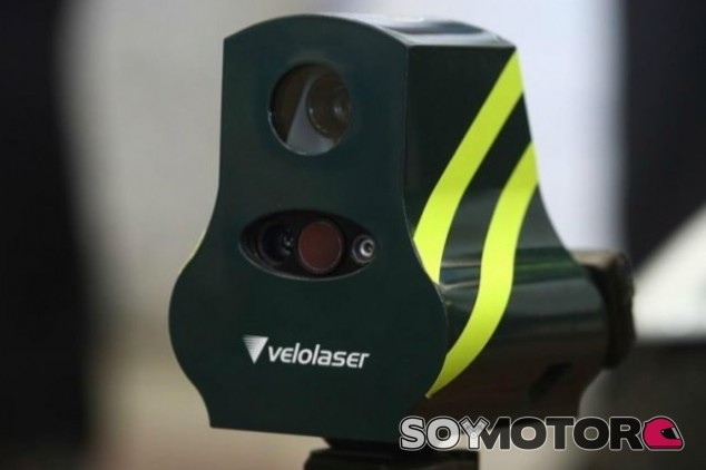 Radares Veloláser - SoyMotor.com