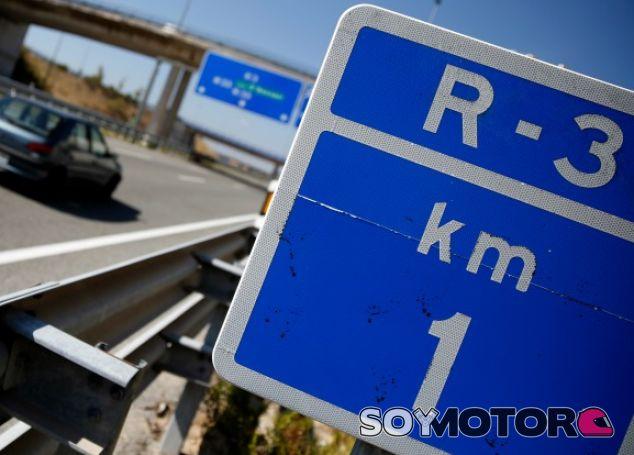 La autopista radial R3 de la Comunidad de Madrid - SoyMotor.com