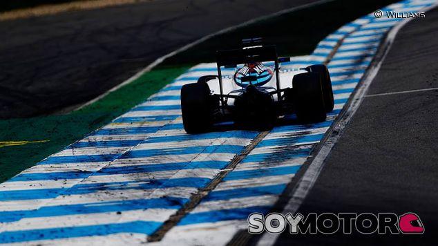 Detalle de Williams en Alemania - LaF1