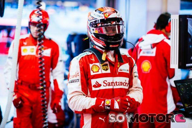 Räikkönen quiere optar al título en 2016 - LaF1