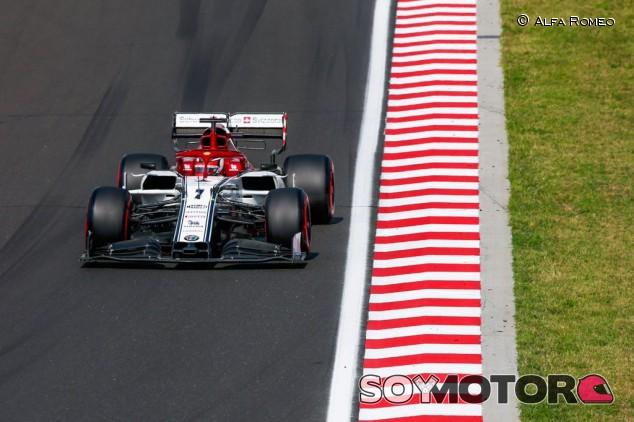 Alfa Romeo, contento con el compromiso de Räikkönen - SoyMotor.com