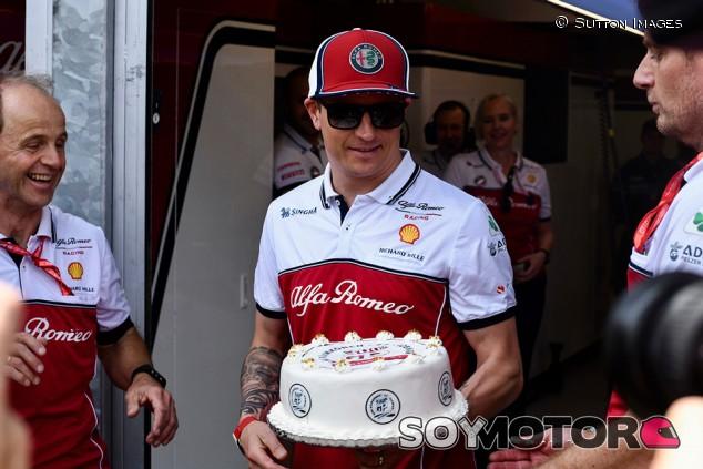 """Räikkönen: """"No seguiría en F1 si no hubiera hecho parón de dos años"""" - SoyMotor.com"""