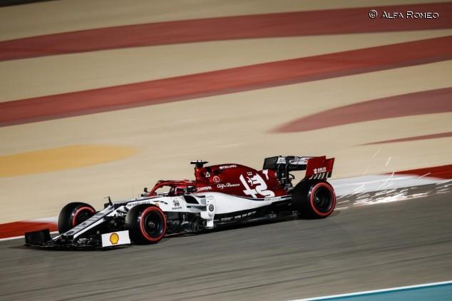 Alfa Romeo en el GP de Baréin F1 2019: Domingo - SoyMotor.com