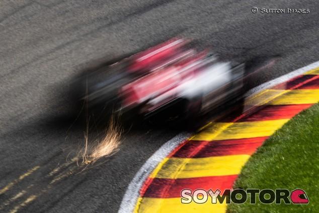 Alfa Romeo en el GP de Bélgica F1 2019: Sábado - SoyMotor.com