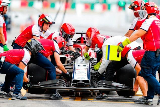 """Salo: """"El bajón de Räikkönen es algo raro"""" - SoyMotor.com"""