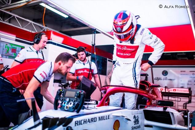 Alfa Romeo en el GP de México F1 2019: Previo - SoyMotor.com