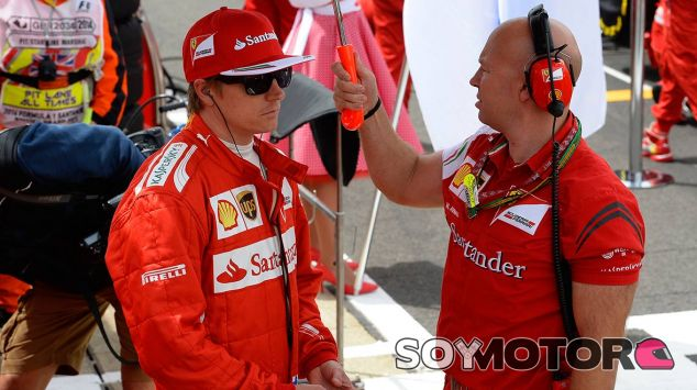 Kimi Räikkönen, apto para correr en Alemania - LaF1.es
