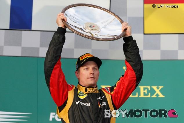 Siete años sin victorias fuera de los tres grandes equipos - SoyMotor.com