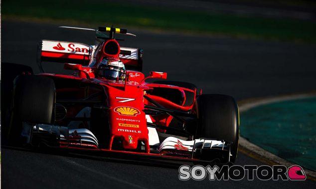 """Fiorio, sobre Räikkönen: """"Momento de acabar su aventura en Ferrari"""" - SoyMotor.com"""