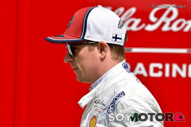 """Raikkonen: """"No me preocupa la publicidad de tabaco o alcohol, a mí no me afectó"""" - SoyMotor.com"""