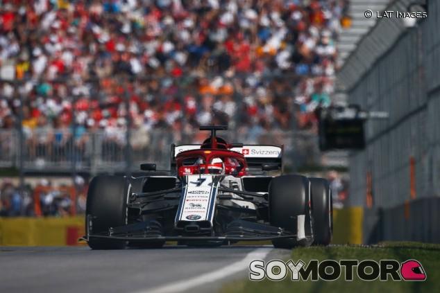 Räikkönen en el GP de Canadá - SoyMotor.com