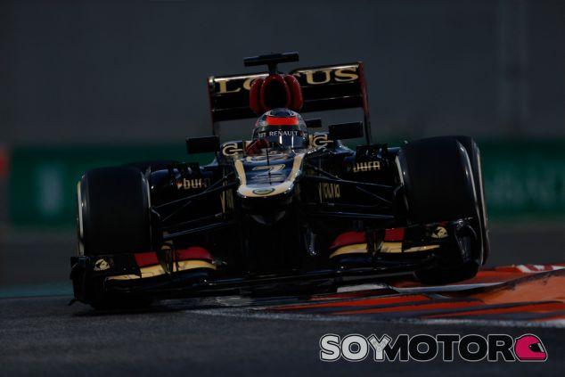 Kimi Räikkönen a los mandos de su E21 - LaF1