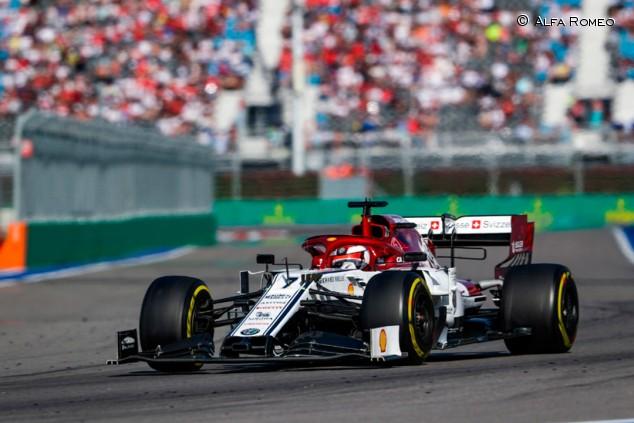 Alfa Romeo en el GP de Rusia F1 2019: Domingo - SoyMotor.com