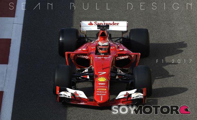 Así podrían ser los nuevos coches de 2017 según Sean Bull - SoyMotor