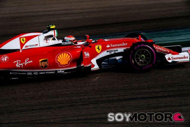 Räikkönen estuvo cerca del tercer lugar - SoyMotor