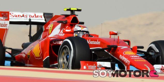 Kimi Räikkönen, hoy en Baréin - LaF1