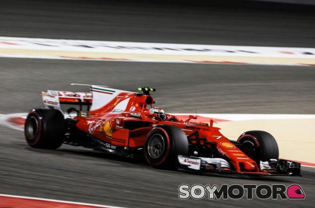Räikkönen todavía no ha subido al podio esta temporada - SoyMotor