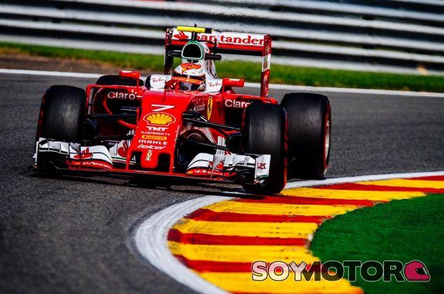 Räikkönen siempre ha sido muy rápido en Spa-Francorchamps - LaF1