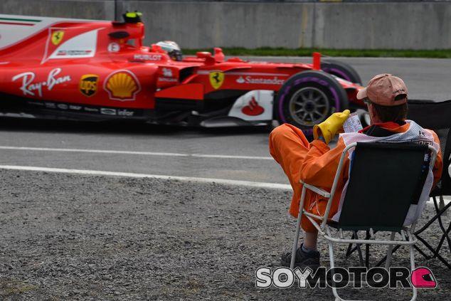 Kimi Räikkönen en Canadá - SoyMotor