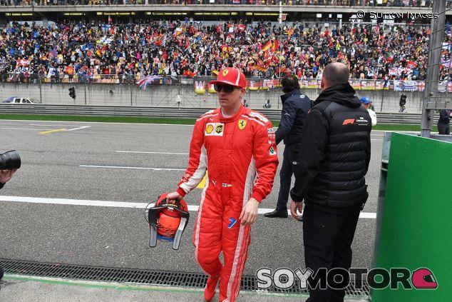 Kimi Räikkönen en China - SoyMotor