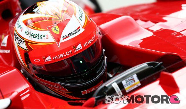 """Kimi Räikkönen: """"Ha sido un año difícil en muchas áreas"""""""